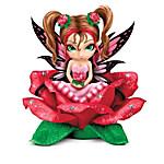 Fairy-Tale Garden Flower Fairy Figurine Collection