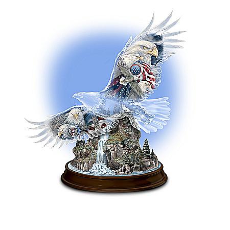United We Soar Eagle Figurine Collection
