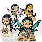 Jasmine Becket-Griffith's Spirit Maidens Fairy Figurine Collection