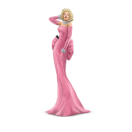 Marilyn Monroe Dress Figurine Collection: Love, Marilyn
