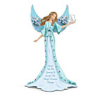 Lena Liu Angel Prayer Figurine Collection: Serenity Angels From Above