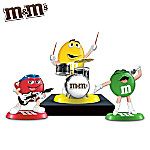 M&M'S Characters Rock Band Figurine Collection: Rock Out With M&M'S
