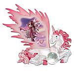 Nene Thomas Spirit Of The Unicorn Fairies Figurine Collection