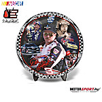 NASCAR Hall Of Fame Collector Plate Collection