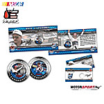 NASCAR Hall Of Fame Commemorative Coin Collection