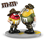 M&M'S Full Color Salute To The U.S.M.C. Figurine Collection