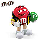 M&M'S Bowlarama Figurine Collection With A Free Custom-Designed Display