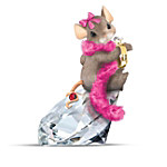"""Charming Tails """"Sparkling Sweetheart"""" Figurine Collection: Gift For Gem Lovers"""