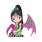 Fairy Dragonling Companions Figurine Collection: Fairy And Dragon Fantasy Art