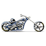 Dallas Cowboys Motorcycle Figurine Collection - Fan Gifts Of America's Team