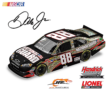 Dale Earnhardt Collectibles NASCAR Dale Earnhardt, Jr. No. 88 Elite Paint Schemes Diecast Car Collection