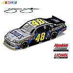 NASCAR Jimmie Johnson No. 48 Elite Paint Schemes Diecast Car Collection 907152