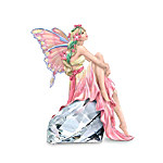 """Raoul Vitale's """"Treasured Gems Of Hope"""" Fairy Figurine Collection"""