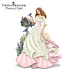 Thomas Kinkade Victorian Lady Figurine Collection