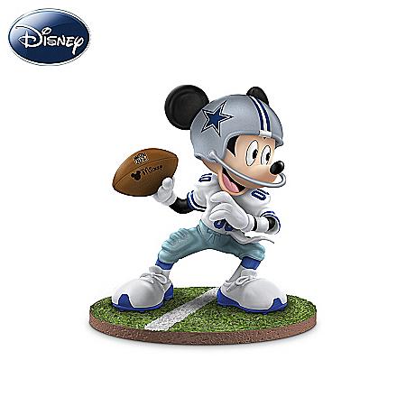 Mickey's Football Fun-atics Dallas Cowboys Figurine Collection