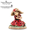 """Thomas Kinkade """"My Granddaughter, My Joy"""" Figurine Collection"""