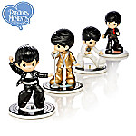 Precious Moments Elvis Presley Figurine Collection I Heart Elvis