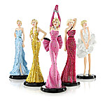 Marilyn Monroe Figurine Collection: Crystal Reflections