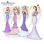 Thomas Kinkade Alzheimer's Support Angel Figurine Collection
