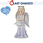 Precious Moments Alzheimer's Research Support Figurine Collection: Love Never Forgets