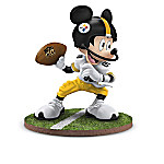Disney NFL Pittsburgh Steelers Figurine Collection - Football Fun-atics