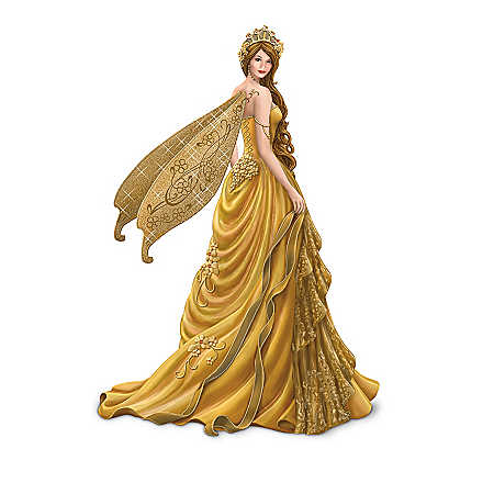 Fairy Figurine Collection: Celebration Of The Seasonal Fairy Queens