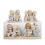 Precious Moments Special Moments Are Forever Remembered Figurine Collection