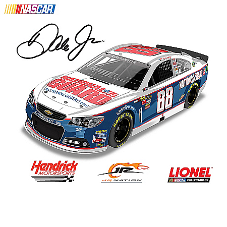 Dale Earnhardt Collectibles NASCAR 2013 Dale Jr. Diecast Car Collection: Dale Earnhardt Jr. No. 88