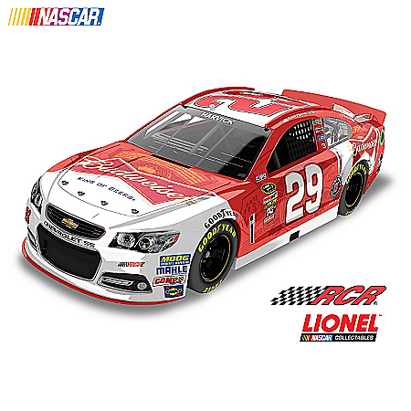 NASCAR 2013 Diecast Car Collection: Kevin Harvick No. 29 Paint Schemes