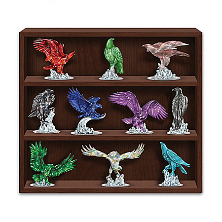 Eagle Figurine Collection: Reflections Of The American Eagle