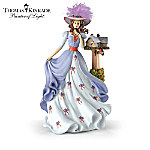 Thomas Kinkade Victorian Lady Figurine Collection: Ladies Of Light And Splendor