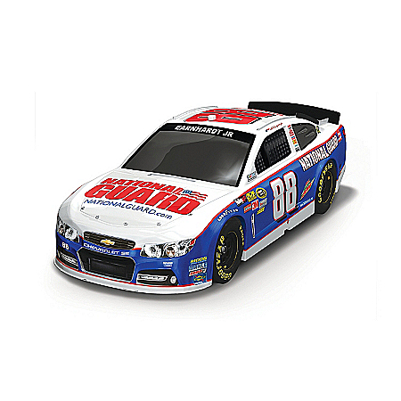 Dale Earnhardt Collectibles New Racing Horizons For Dale Earnhardt, Jr. Car Sculpture Collection