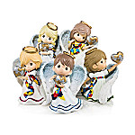 Figurines - Precious Moments Heavenly Blessings Figurine Collection