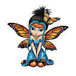 Figurines: Butterfly Wishes Figurine Collection