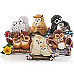 Figurines - You're Such A Hoot Figurine Collection