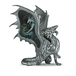 Figurines: Clash Of The Dragon Titans Figurine Collection
