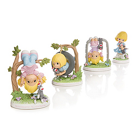 Figurines: Precious Moments Granddaughter, My Cute Little Monkey Figurine Collection