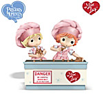 Figurines - Precious Moments I LOVE LUCY - Now And Forever Figurine Collection