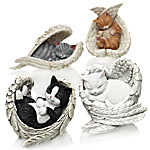 Figurines - Paw Prints From Heaven Figurine Collection