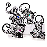 Figurines - Blake Jensen Virtues Of The Black Elephant Figurine Collection