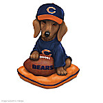 Figurines: Ruff And Tough Chicago Bears Figurine Collection