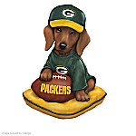 Figurines: Ruff And Tough Green Bay Packers Figurine Collection