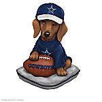 Figurines: Ruff And Tough Dallas Cowboys Figurine Collection
