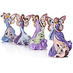 Figurines - Enchanted Hope For Alzheimer's By Lena Liu Angel Figurine Collection