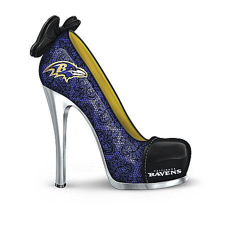 Figurines: Ravens To The Sole Figurine Collection