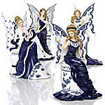 Figurines - Magic Of Blue Willow Figurine Collection