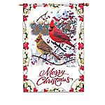 Flags - Kim Norlien Seasonal Holiday Flag Collection