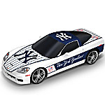 Sculptures - Heartbeat Of The New York Yankees Car Sculpture Collection