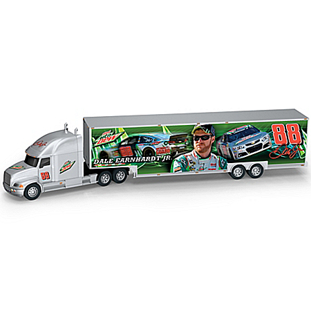 Dale Jr. Ready To Race Hauler Collection