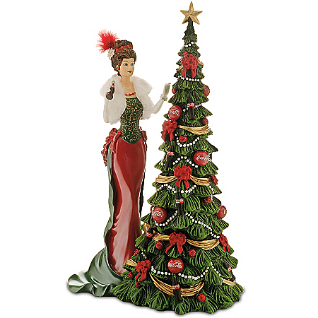 COCA-COLA Annual Figurine Collection: Spirit Of The Holidays